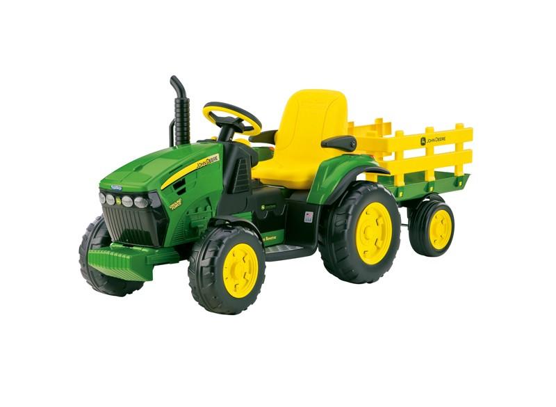 Tractores Batería