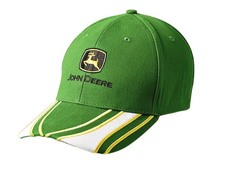 Gorra de lineas verde f22a042c713