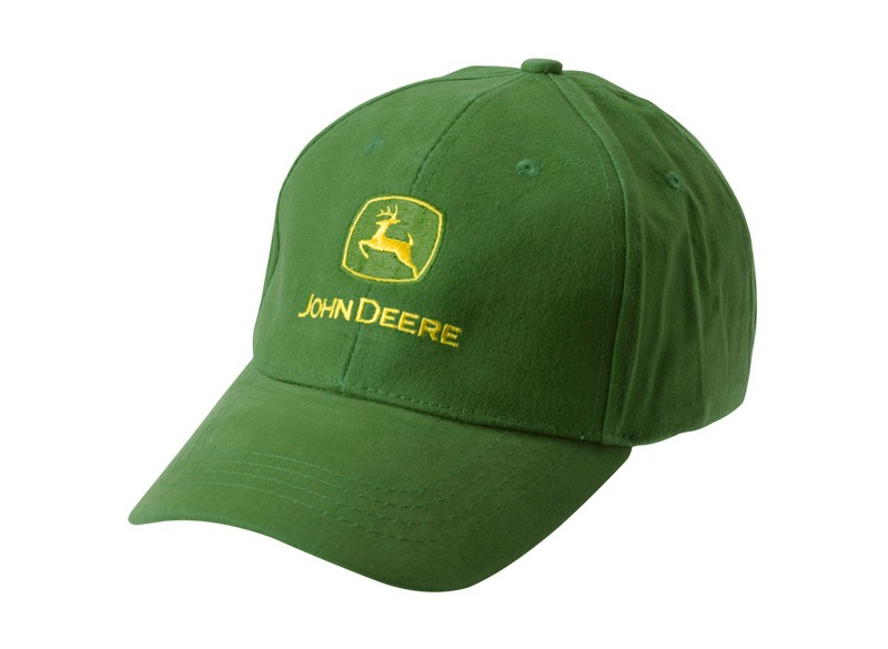 Gorra verde niño JD