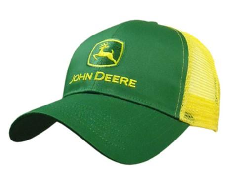 Gorra trucker cap yellow