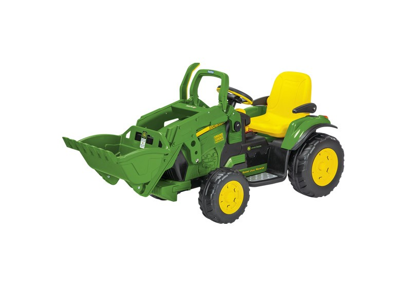 Tractor Ground Force 12v + Pala Cargadora