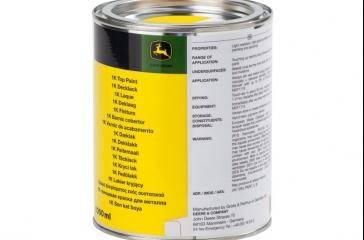 Pintura amarilla 1kg