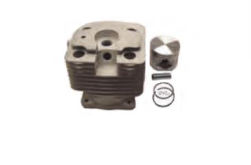 55-3641. Adaptable a Stihl FR350 - FR450 - FS450 - FR480 - FS480
