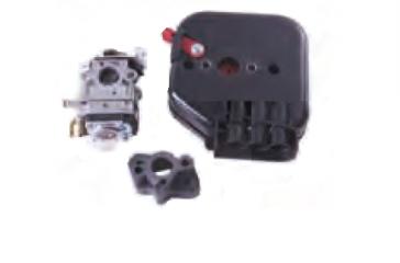 55-3814. Adaptable a Kawasaki TH43 - 48 (Conjunto filtro - membrana)