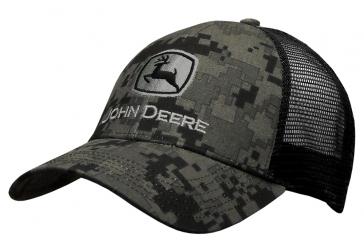 Gorra negra Camuflaje Moderno