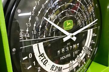 Reloj pared Nostalgic