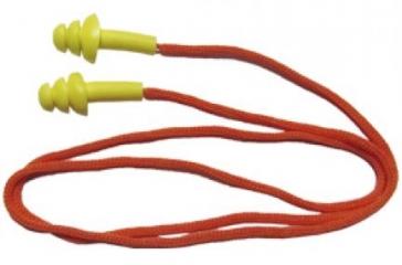 Tapones oídos c/ caja y goma