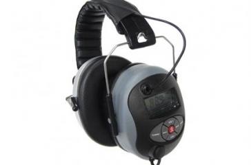 Auriculares Protección c/ Radio-MP3
