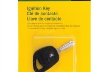 GY20680 Llave de contacto
