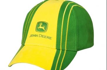 Gorra Pilot Verde, amarillo JD