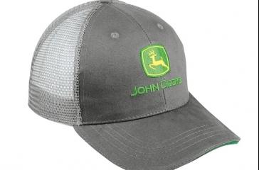 Gorra de malla- Anthracite JD