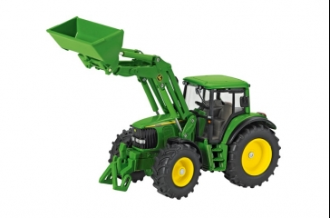 Tractor JD 6820 c/ cargador frontal