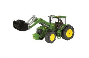 Tractor JD 7930 c/ cargador frontal