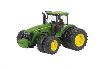 Tractor JD 7930 c/ ruedas gemelas
