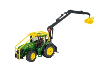 Tractor forestal JD 7930