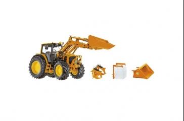 Tractor de servicio municipal JD 7430