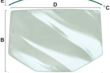 VPM7351 Cristal Cabina