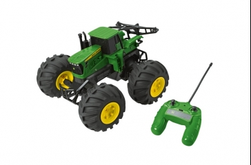 Tractor Radiocontrol Monster 9.6v