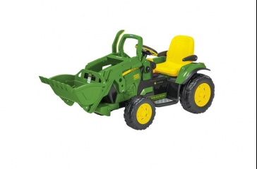 Tractor Ground Force 12v + Pala Cargadora