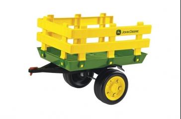 Remolque Tractores Bateria
