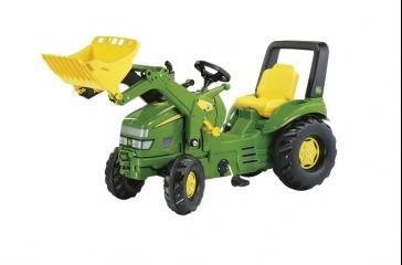 Tractor X-Trac  Pala