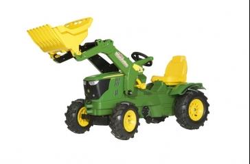 Tractor 6210R Neumáticos
