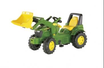 Tractor 7930 y pala