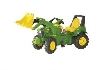 Tractor 7930 y Neumáticos