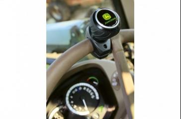Pomo para volante Deluxe verde