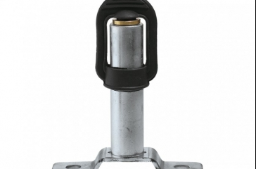 Mástil c/ base escalonada de 2 tornillos