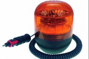 Luz aviso LED c/ soporte magnético