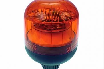 Lud aviso LED DIN A sobre poste compacto
