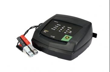 Cargador mantenedor baterías 10A, 2 polos.