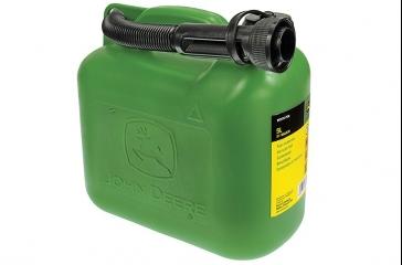 Bidón combustible 5L verde