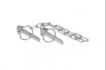 Pasador compuerta trasera c/cadena
