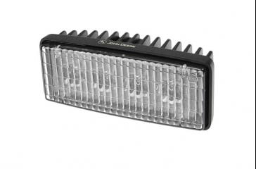 Faro LED rectangular - Lente proyector