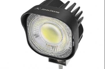 Faro LED cuadrado compacto - lente proyector