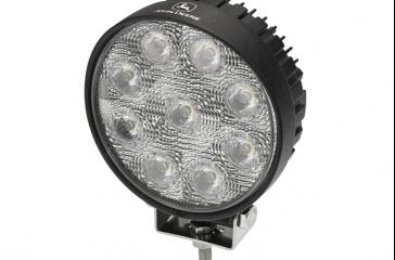 Faro LED redondo - Lente proyector