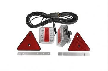 Conjunto de faro LED magnético