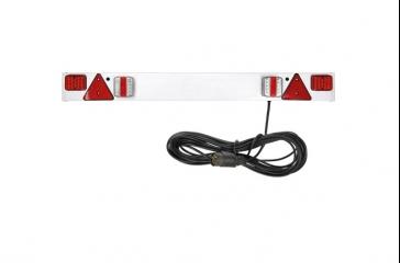 Panel iluminado LED - 1,4m c/ antiniebla