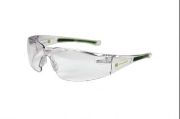 Gafas seguridad c/lentes transparentes