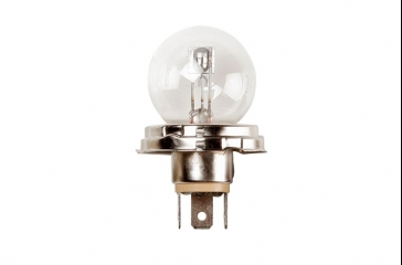 Paquete lámpara taller 12V/45/40W/P45T